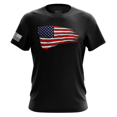 Men's Shirt - American Flag | Men's Tee