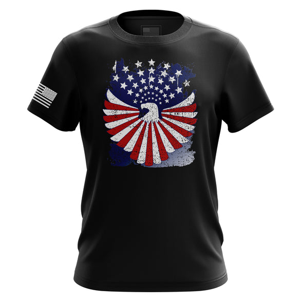 Men's Shirt - Eagle Stripes | Men's Tee