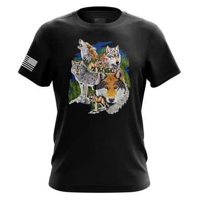 Men's Shirt - Wolf's Den | Men's Tee