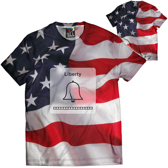 Liberty Ring | Mens Tee
