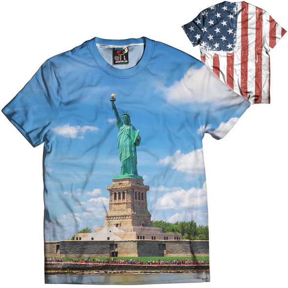 Statue of Liberty | Mens Tee