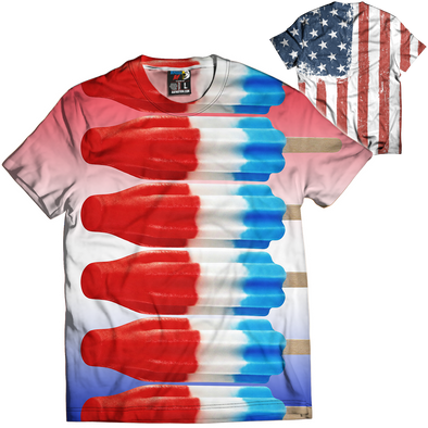 Popsicle Sticks | Mens Tee