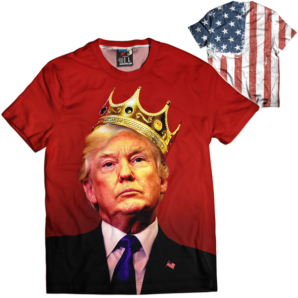 Notorious Commander in Chief | Mens Tee