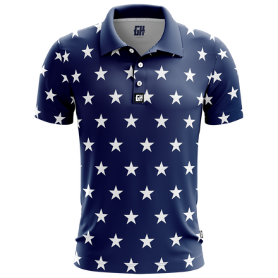 Stars No Bars | Polo Tee