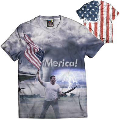 This Is Merica!| Mens Tee