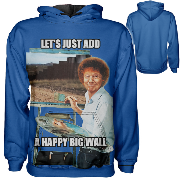 Trump Painter of the Wall | Hoodie