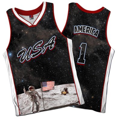Team USA Galaxy | Basketball Jersey