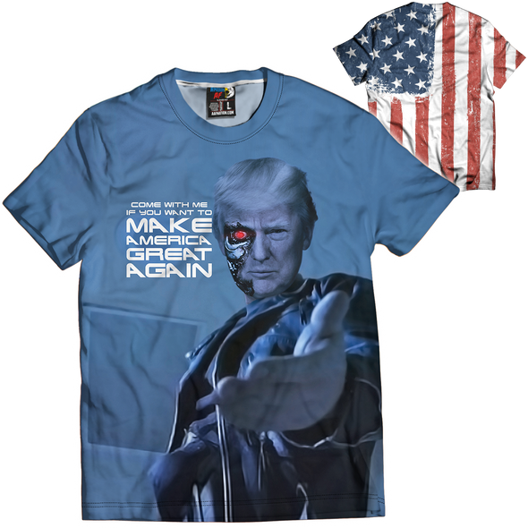 Trump Wants MAGA | Mens Tee