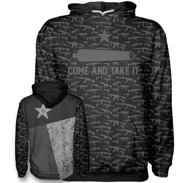 Come and Take It - Texas Flag | Hoodie