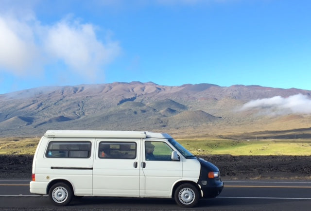 Traveling Hawaii - VanLife