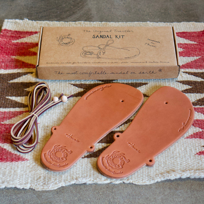 Birch Bead Men's Sandals Good Earth Sandals