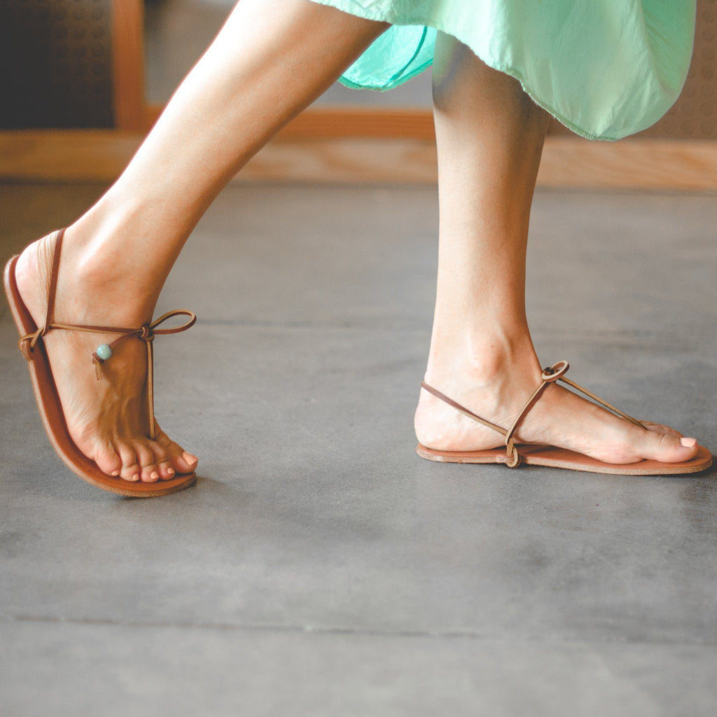 Amazonite Women's Sandals Good Earth Sandals