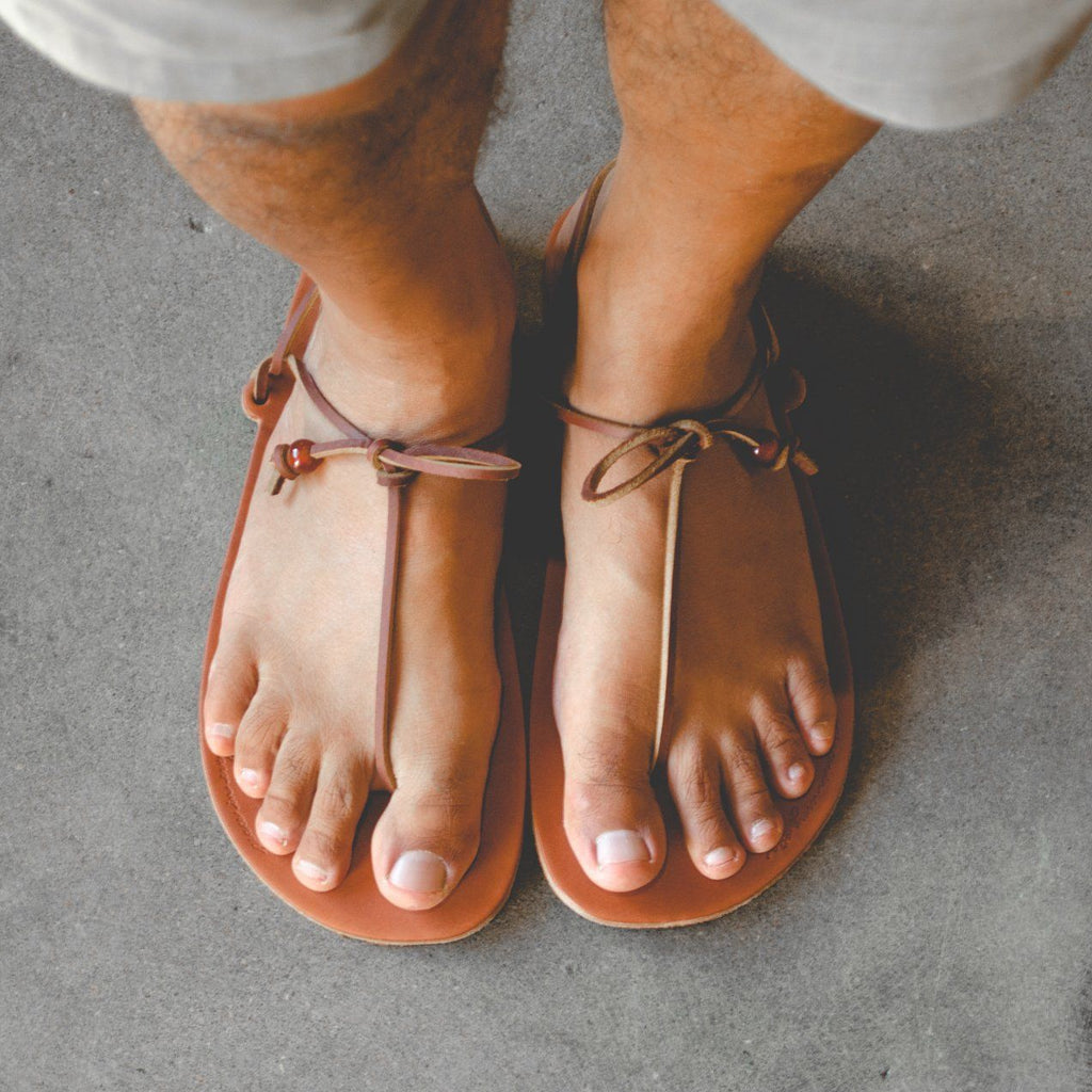 Carnelian Men's Sandals Good Earth Sandals