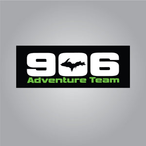 906 Adventure Team Sticker