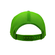Load image into Gallery viewer, 906AT Trucker Hat - GREY/GREEN