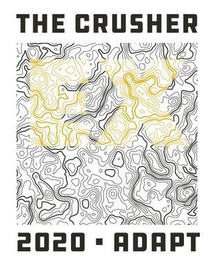 Crusher EX 2020 Adapt Sticker