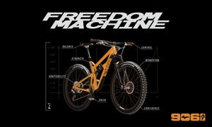 906AT Freedom Machine T-Shirt 2020