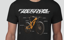 Load image into Gallery viewer, 906AT Freedom Machine T-Shirt 2020