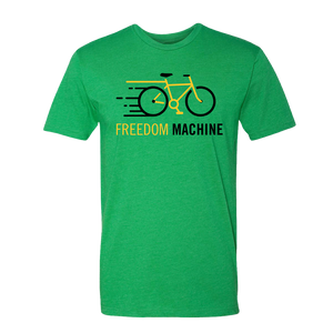 906AT Freedom Machine T-Shirt - Adult