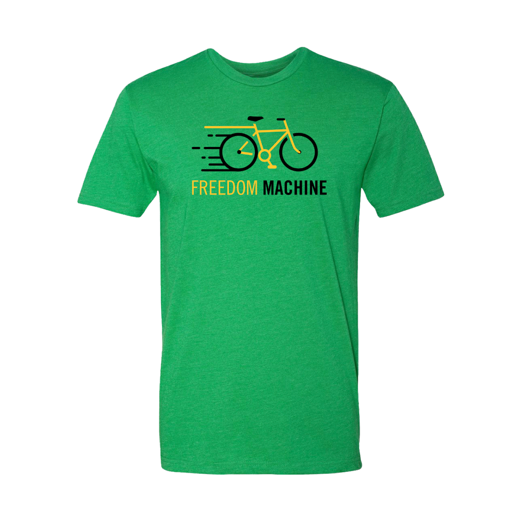 906AT Freedom Machine T-Shirt - Youth