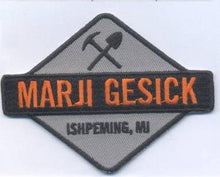 Load image into Gallery viewer, Marji Gesick Logo Patch