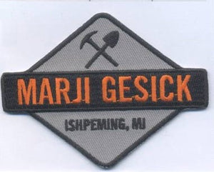 Marji Gesick Logo Patch
