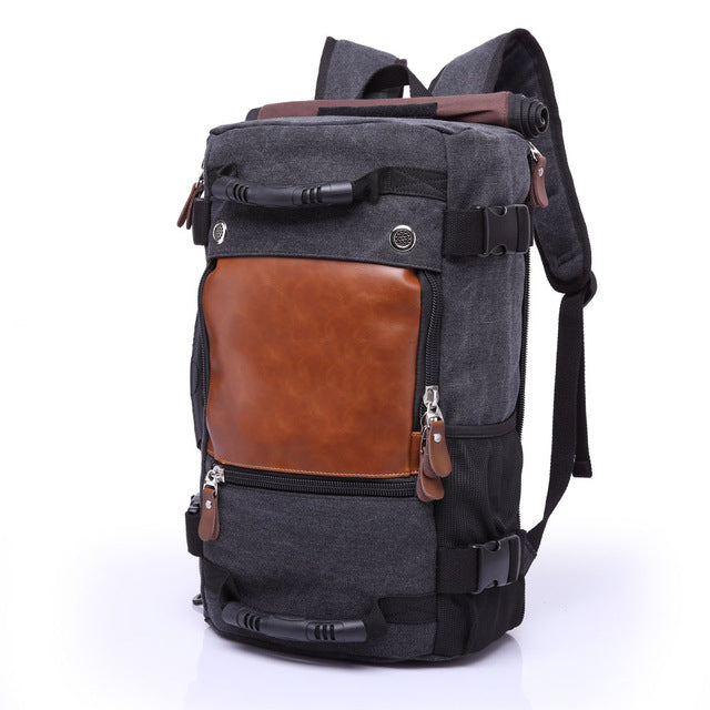 Designer All in One Travel Backpack and Shoulder Bag