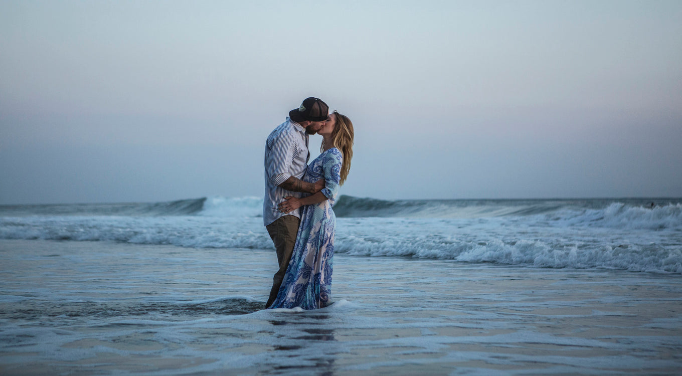 santa barbara engagement photoshoot