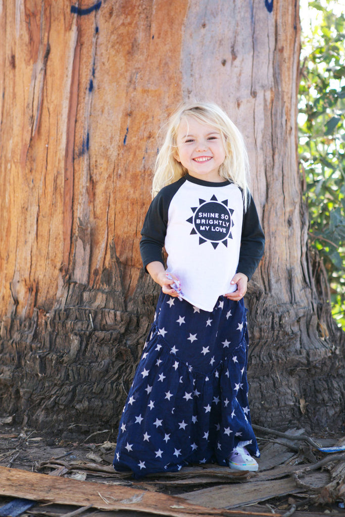 USA made eco friendly toddler fashion