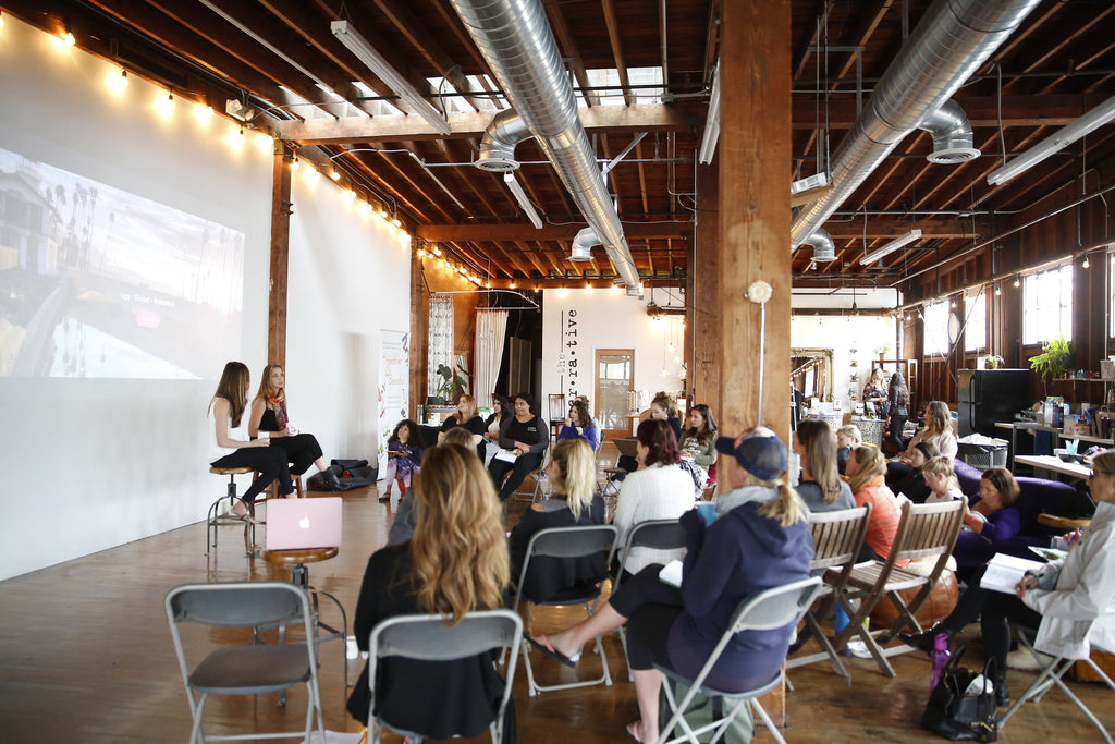 Female Entrepreneurs at the Loft in Santa Barbara CA