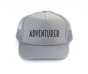The Adventurer Child Trucker Hat