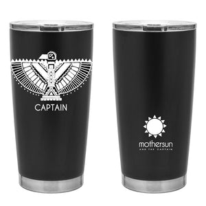 Captain Hot & Cold Tumbler