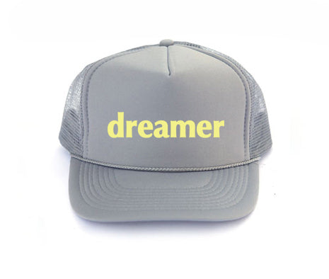 The Dreamer Child Trucker Hat