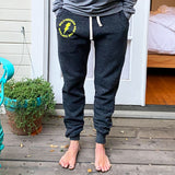 Lightening Bolt Eco Fleece Jogger Sweatpants