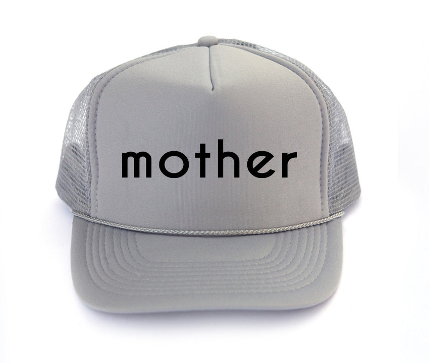The Mother Trucker Hat   *More Colors*