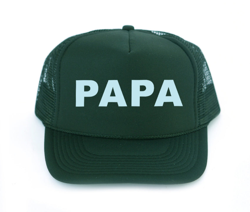 The PAPA Trucker Hat    *More Colors*