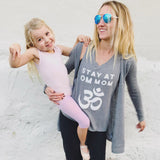 Stay at Om Mom nursing friendly maternity wear for mothers