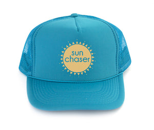 Sun Chaser Trucker Hat    *More Colors*