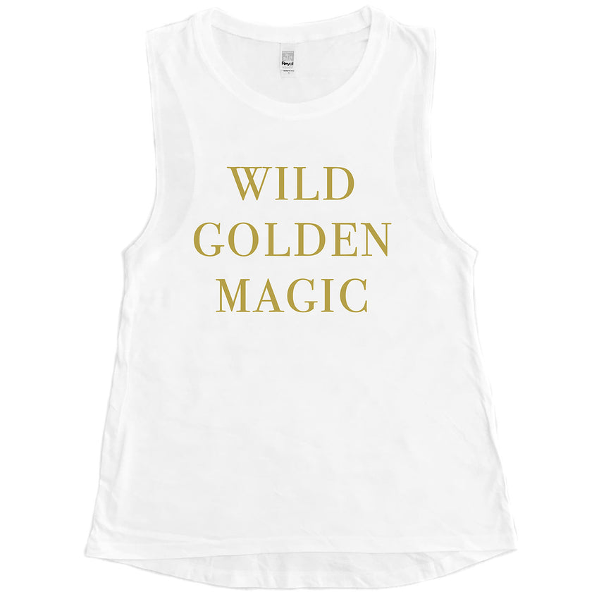 Wild Golden Magic Nursing Friendly Bamboo Tank