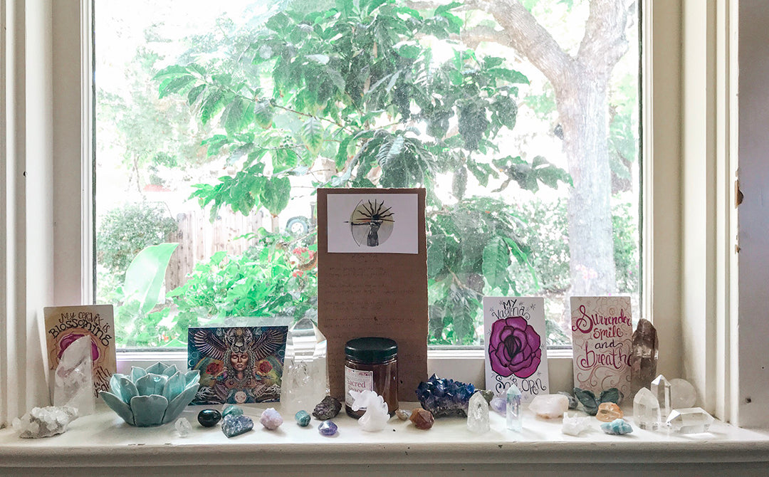 Birthing Altar and Blessing Way