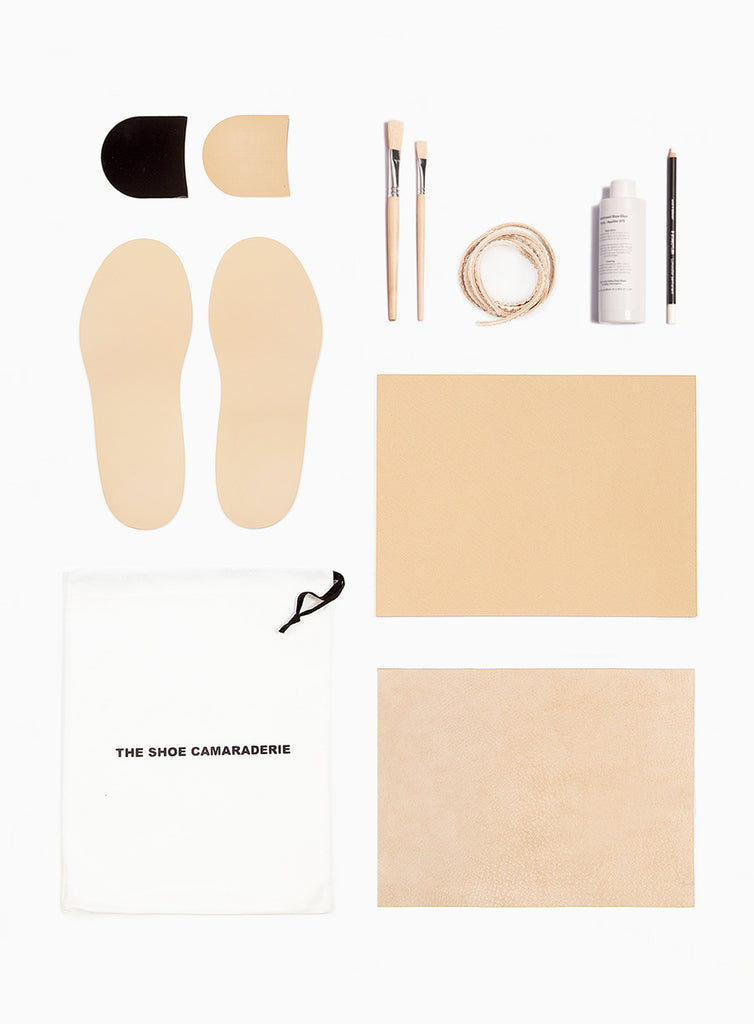 Materials Refill Kit (without upper leather)