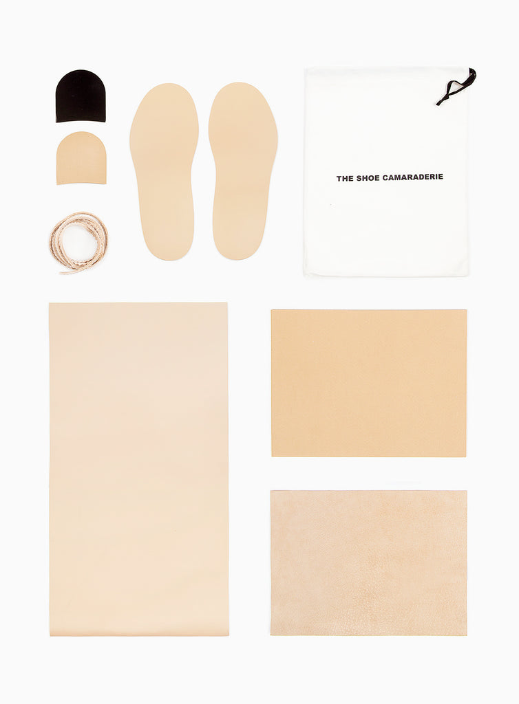 Materials Refill Kit (including upper leather)