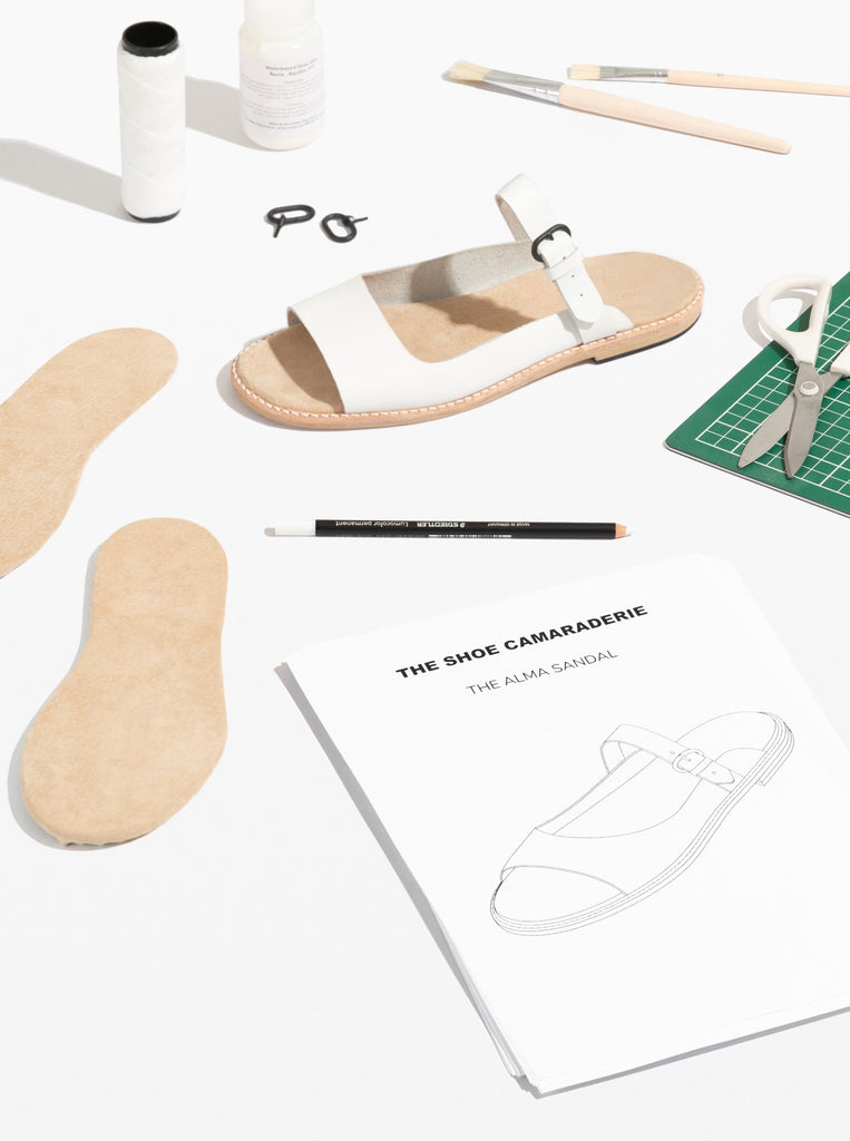 The Alma Sandal | Mini Online Course