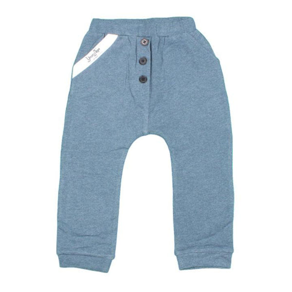 Baby and Toddler Boy's Cotton Lounge Pants - Ocean - Baby and Toddler Boy's Cotton Lounge Pants - Ocean - Kids - Boys - Apparel- Young and Free Apparel My BeezNest newborn