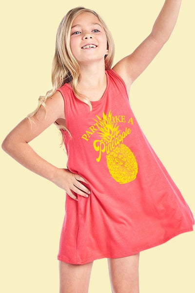 Party Like A Pineapple Dress - Party Like A Pineapple Dress - Kids & Babies- Spocket My BeezNest newborn