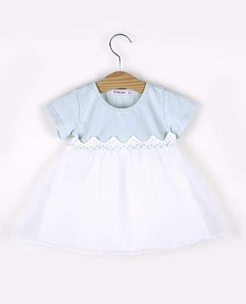 adorable cute baby girl newborn floral lace dress