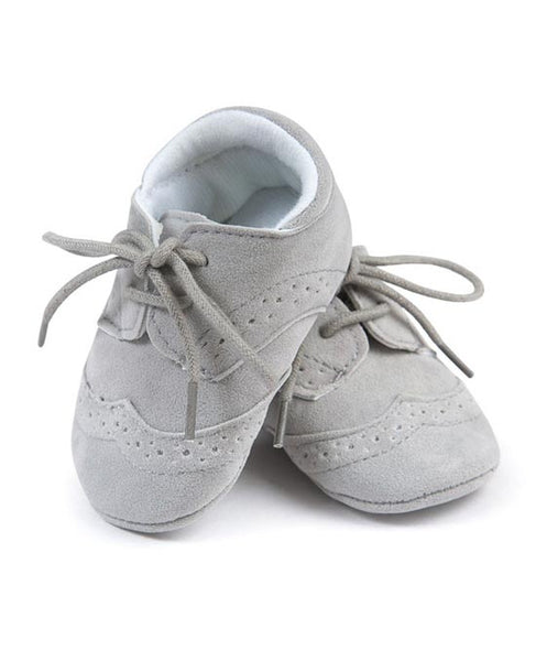 Formal Infant Leather Dress Shoes - Formal Infant Leather Dress Shoes - Shoes- My BeezNest My BeezNest newborn