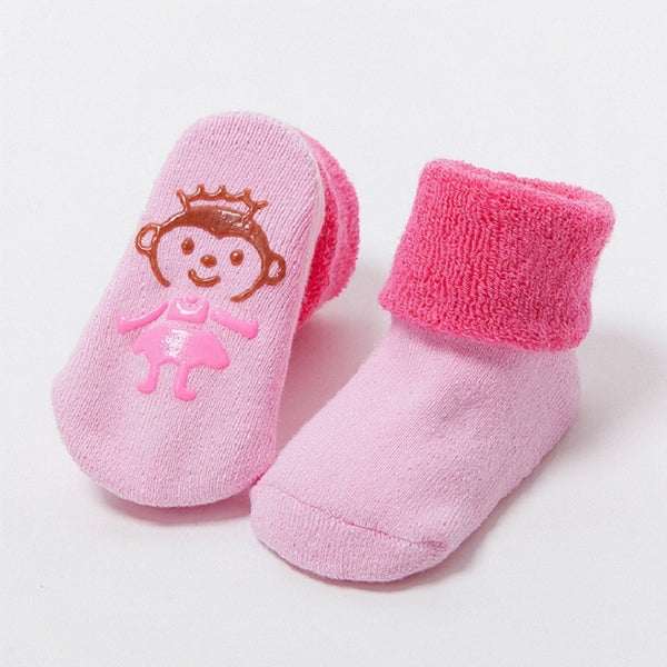 Baby Girl Soft Cotton Socks