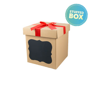 Stuffed Box 35x35 cm