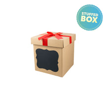 Stuffed Box 25x25 cm